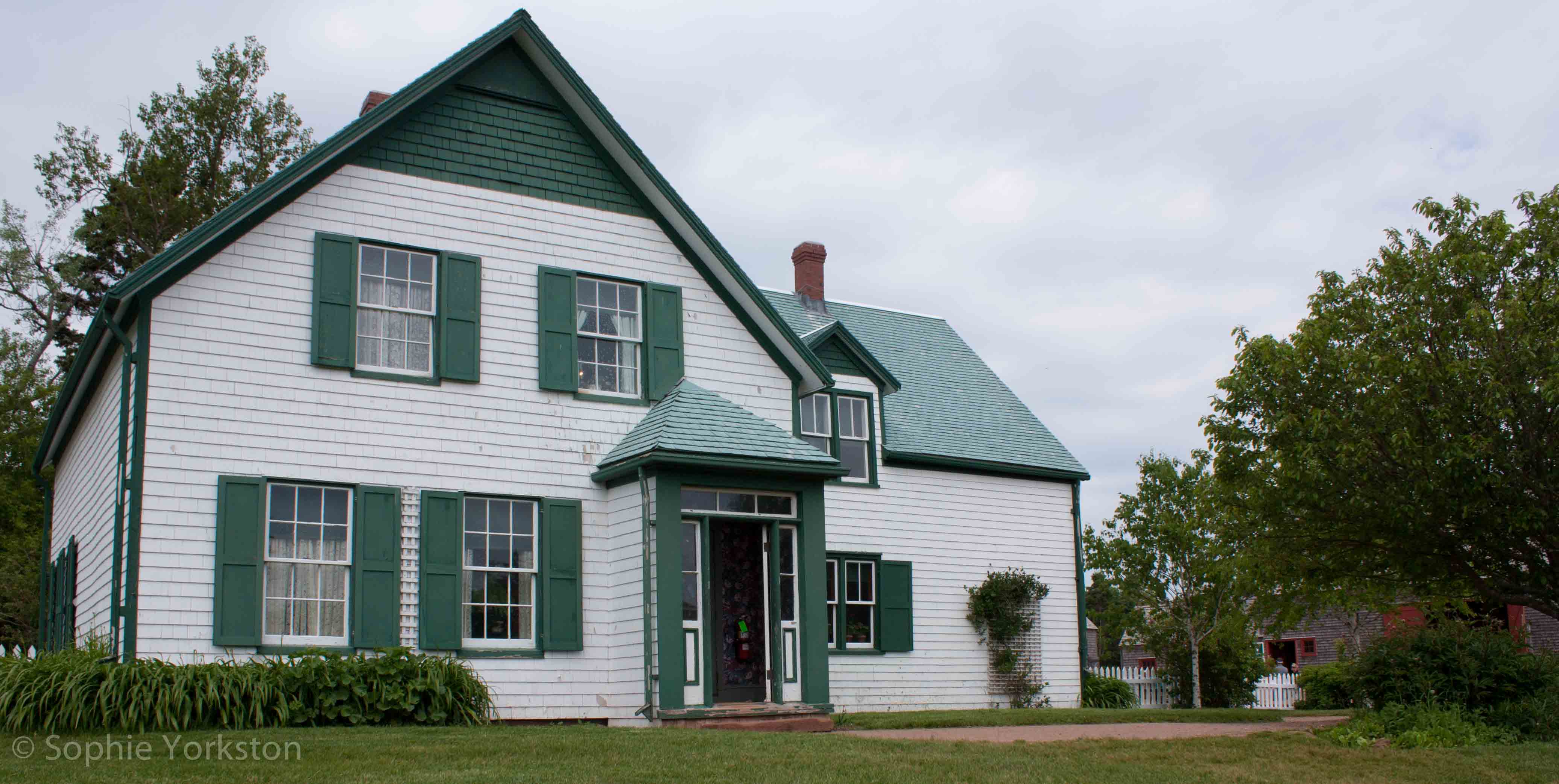 Green Gables as it is today